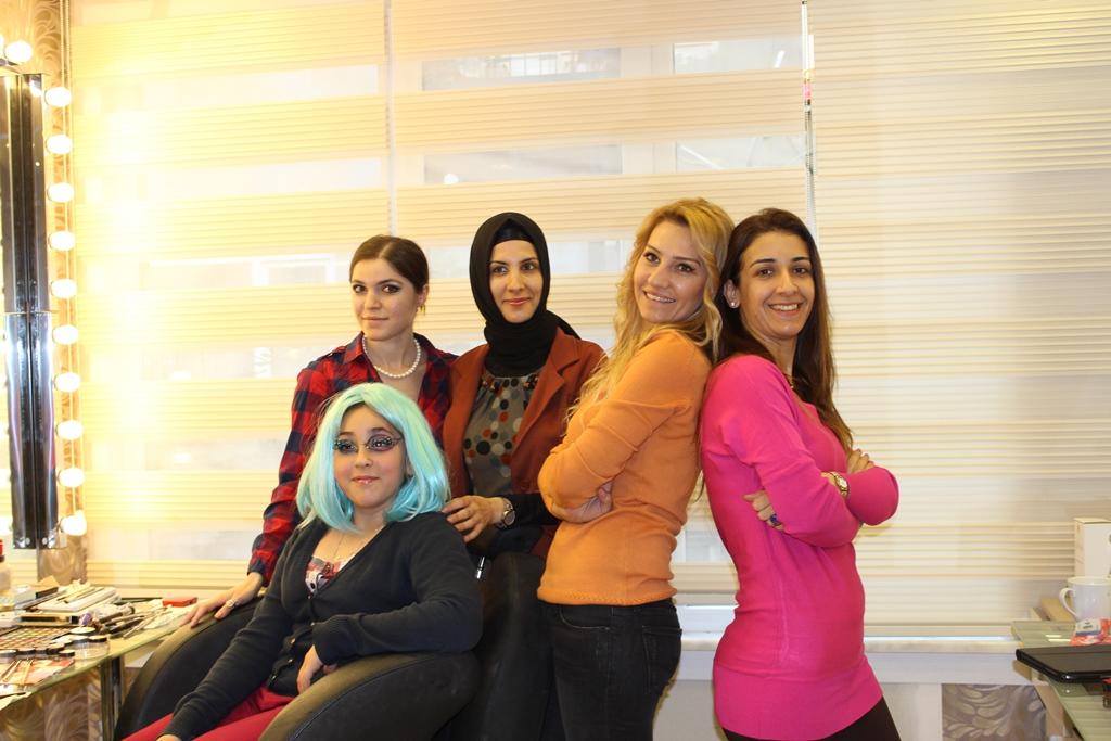 makeup artists istanbul