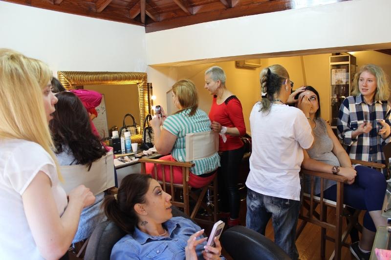 Makeup studio istanbul